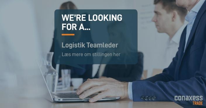 logistik teamleder
